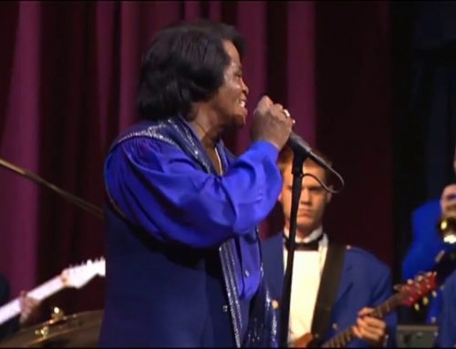 James Brown The House of Blues