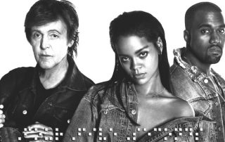Rihanna-Kanye-West-and-Paul-McCartney-FourFiveSeconds
