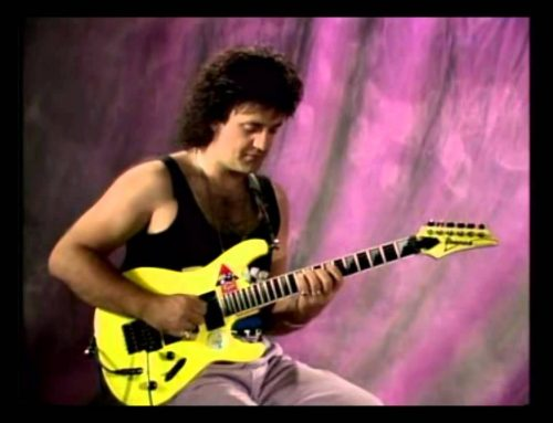 Guitar Content: Frank Gambale – Monster Licks And Speed Picking