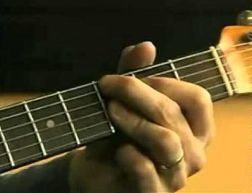 How to Play Blues Guitar Like T Bone Walker