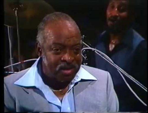 "COUNT BASIE Montreux Jazz Festival (1977) ""The Trio Set"""