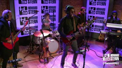 "Gary Clark Jr. ""Come Together"" on the Howard Stern Show"