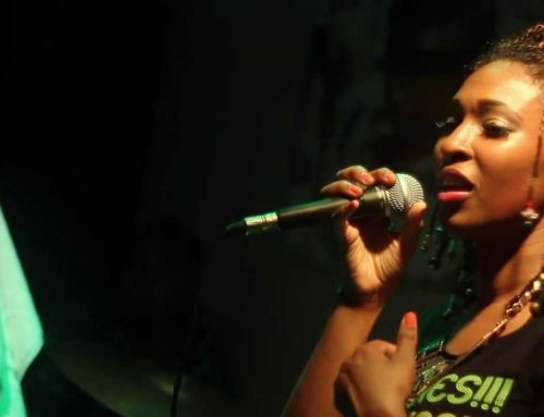 Maimouna Youssef When Music Breathes Live from Lagos, Nigeria