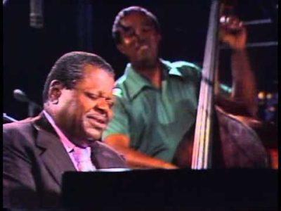 Oscar Peterson Montreux Jazz Festival 1977