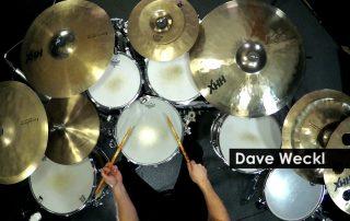 Dave Weckl & Oz Ezzeldin 'Dis Kinda Place