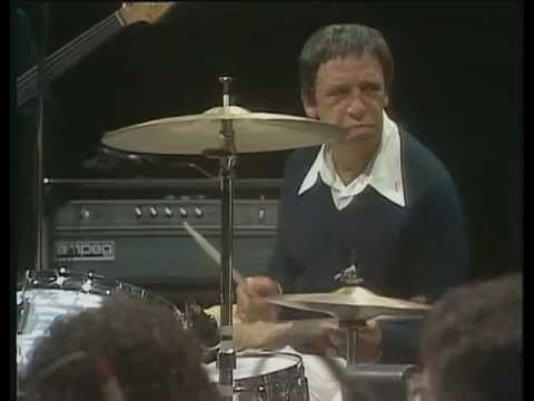 Buddy Rich Solo From The Hague
