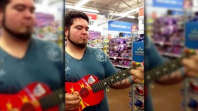 Clay Shelburn & Zac Stokes- Walmart Rockstars - Pride and Joy