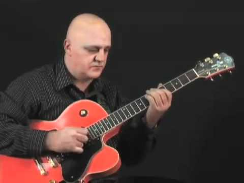 Guitar Solo Gambale Blues Lesson.mov