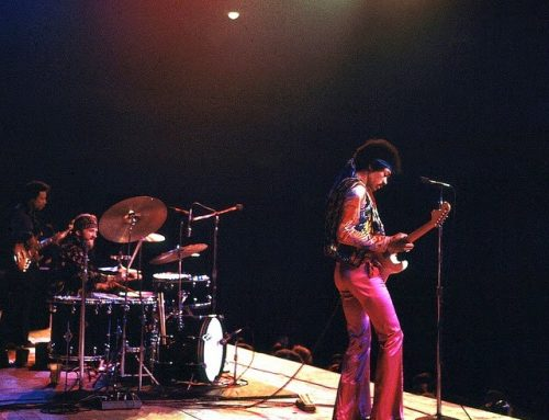 Jimi Hendrix Red House