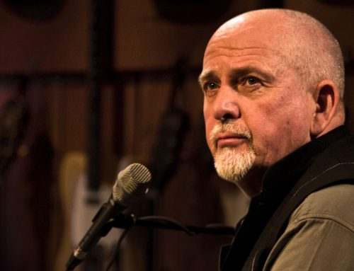 Peter Gabriel Here Comes the Flood