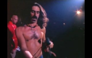 Frank Zappa Muffin Man Live 1977 HD
